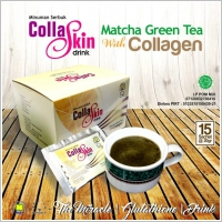 Collaskin Drink Nasa - Matcha Green Tea with Collagen