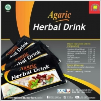 Agaric Herbal Drink Nasa