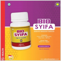 Bio Syifa Nasa Royal Jelly Gamat