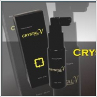 Crystal V Spray Feminine Hygne Nasa
