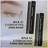 Ayla 4D Eyebrown Aleena